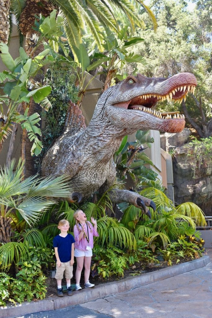 Jurassic Park ride top 10 things to do at Universal Studios Hollywood