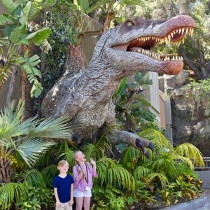 Jurassic Park ride top 10 things to do at Universal Studios Hollywood square