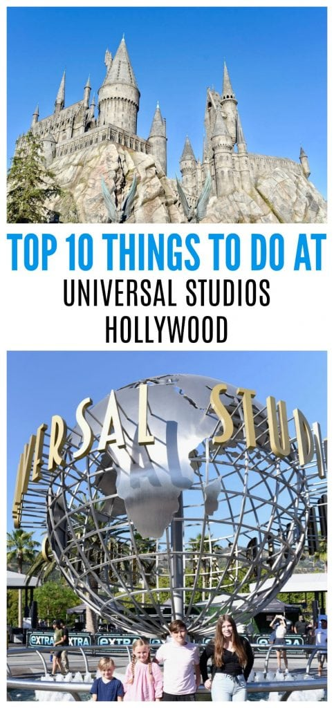 Top 10 Things to do at Universal Studios Hollywood. Get the ultimate guide of the best rides, shows, and things to do at the Wizarding World of Harry Potter at Universal Studios Hollywood!