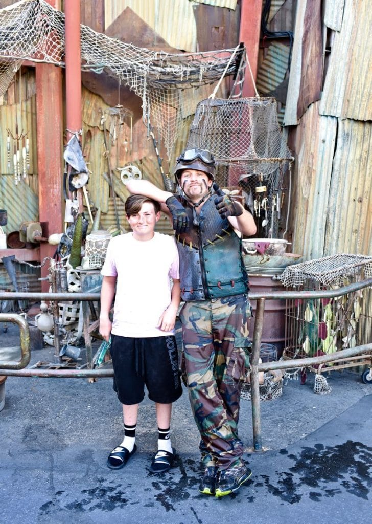 WaterWorld cast Universal Studios Hollywood Top 10 things to do at Universal Studios Hollywood