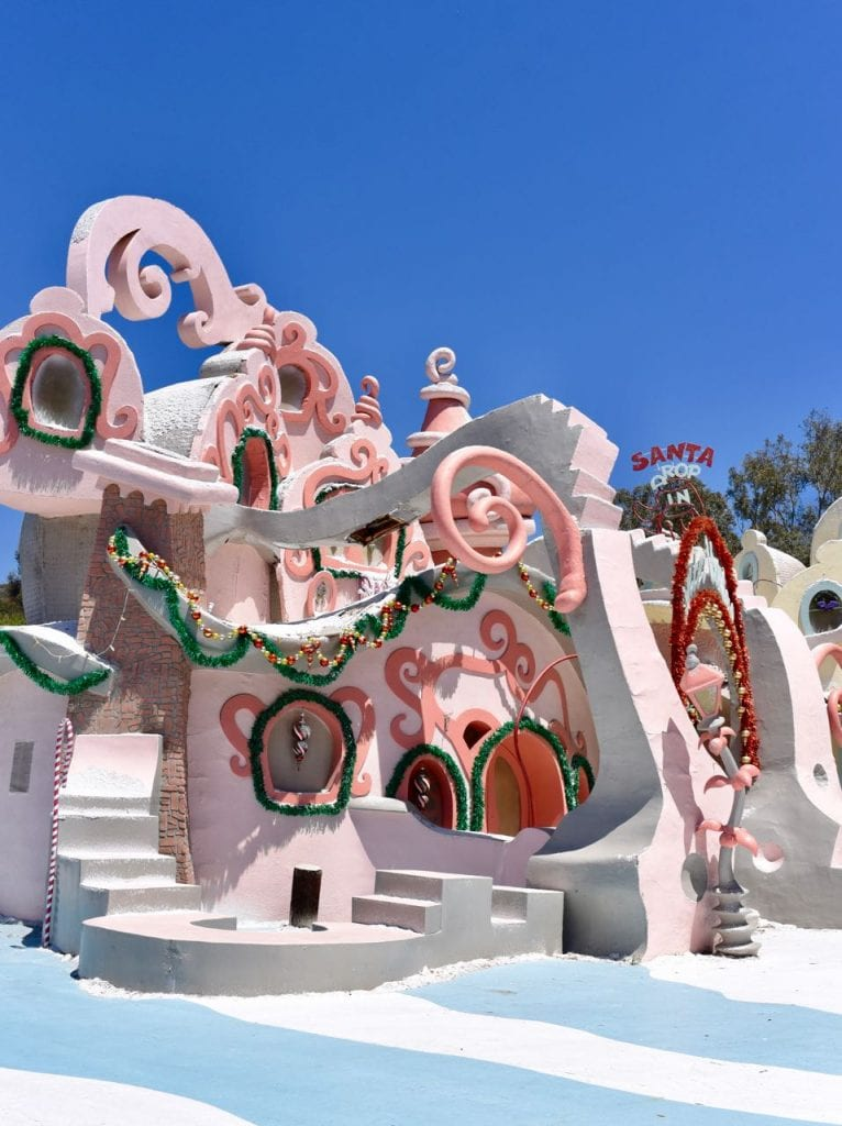 Whoville in Studio Tour in Top 10 things to do at Universal Studios Hollywood