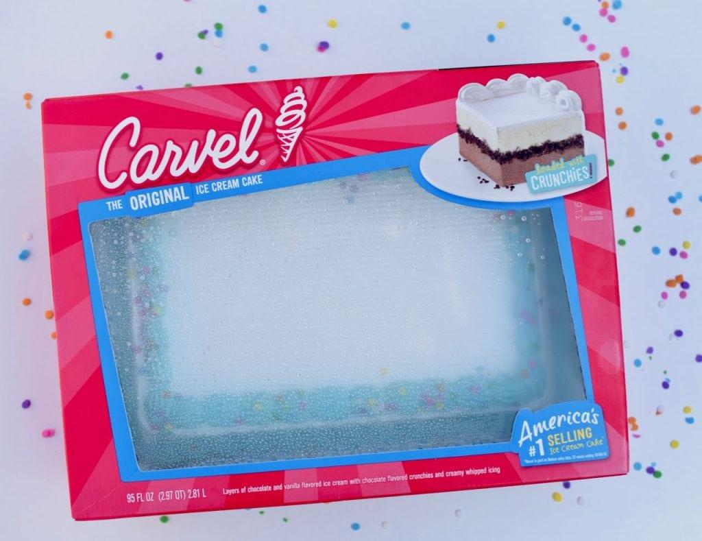 Carvel I Love Ice Cream Cake