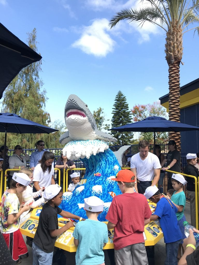Legoland California Lego City: Deep Sea Adventure Ride