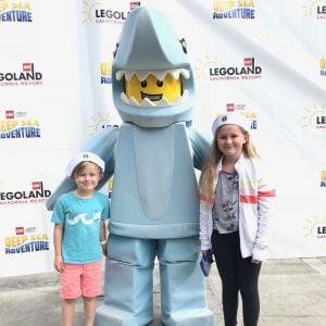 LEGOLAND California Lego City: Deep Sea Adventure Submarine Ride