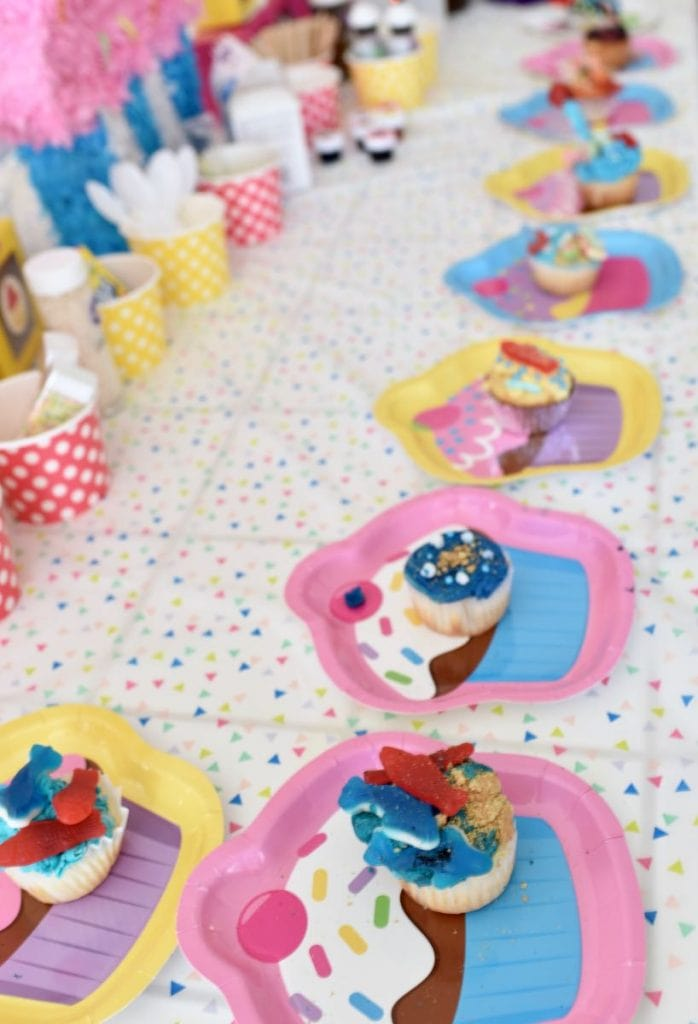 Cupcake Wars party ideas