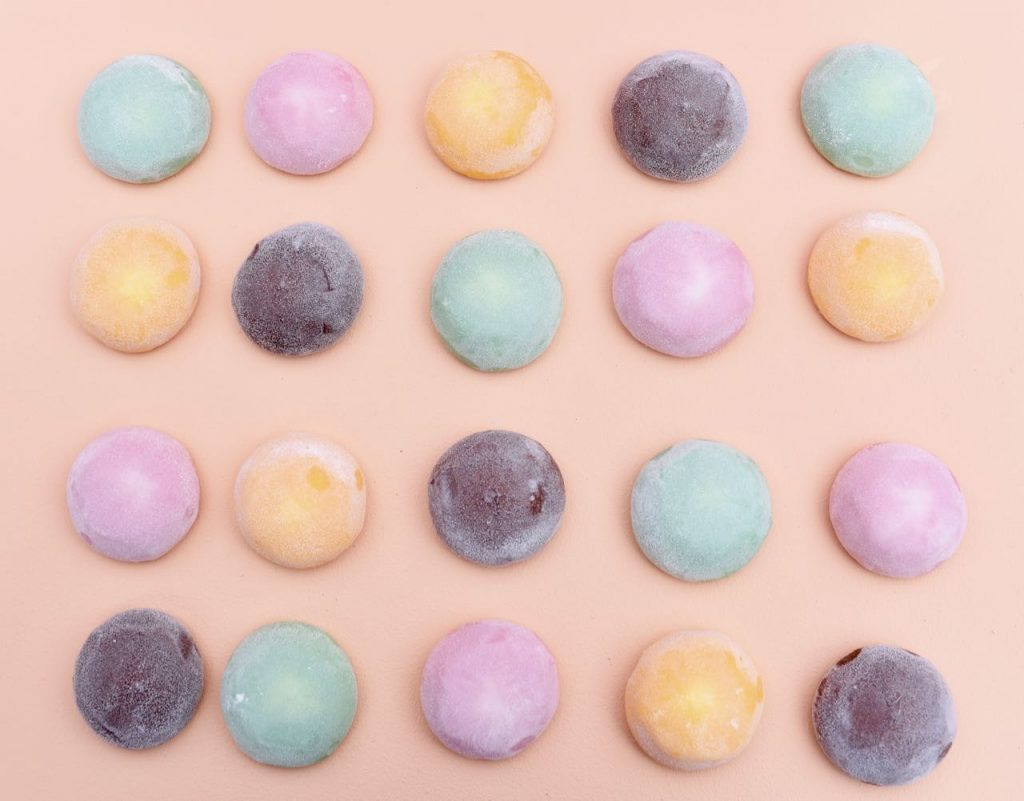 All about mochi ice cream