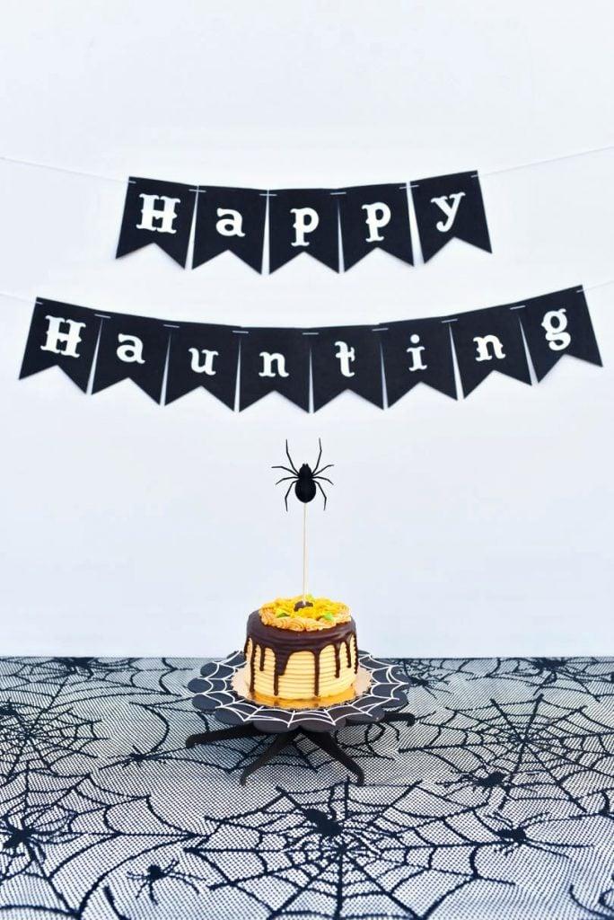 IY Halloween decorations