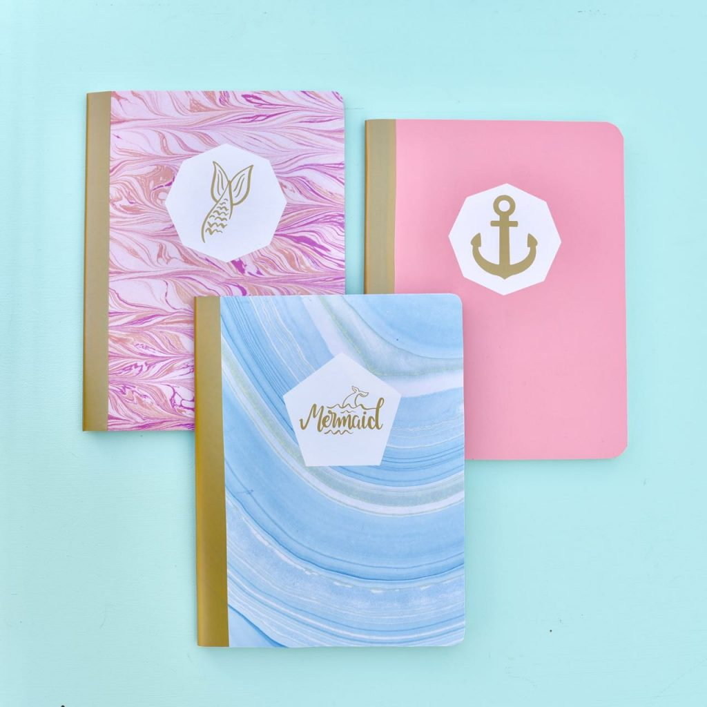 Easy notebook decoration ideas