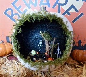 How To Make a Pumpkin Diorama You Can Be Proud Of