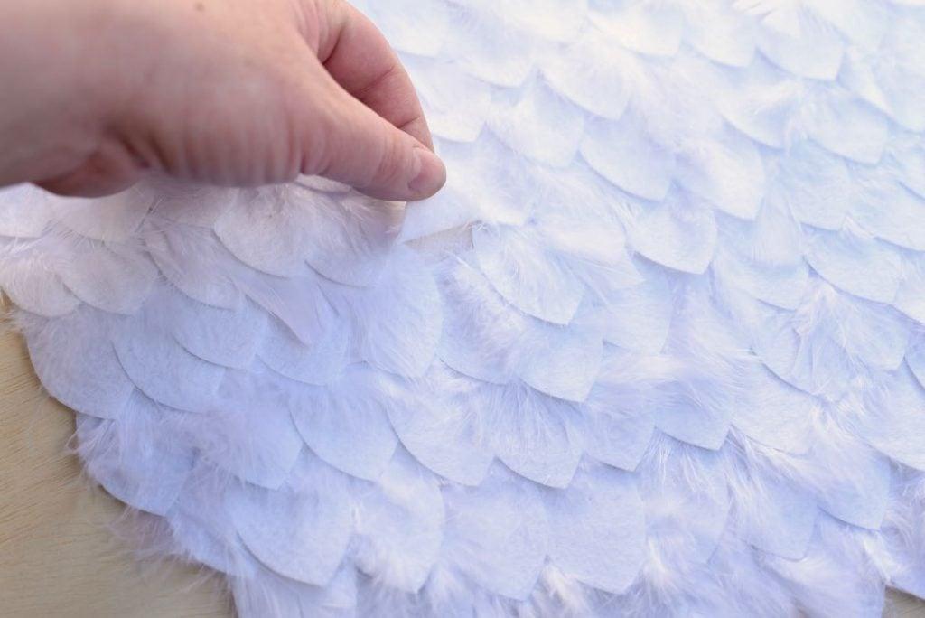 Baby Hedwig costume