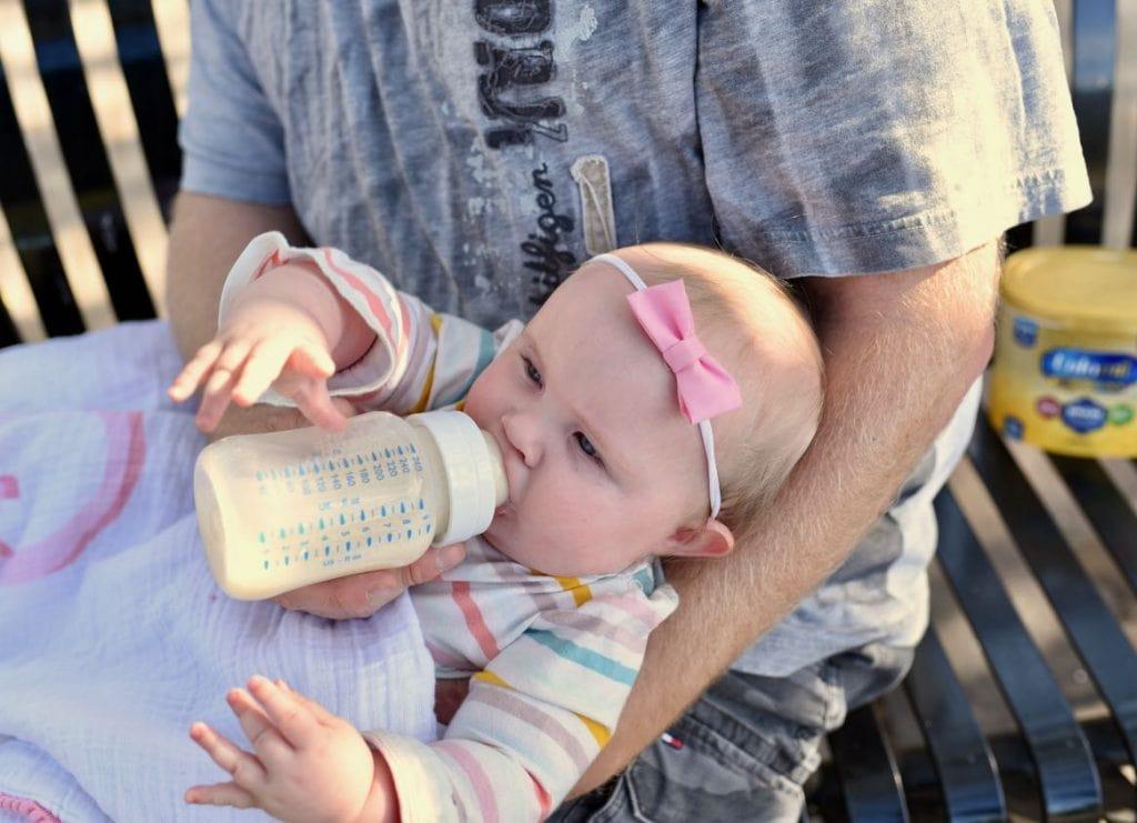 Brain building activities for baby