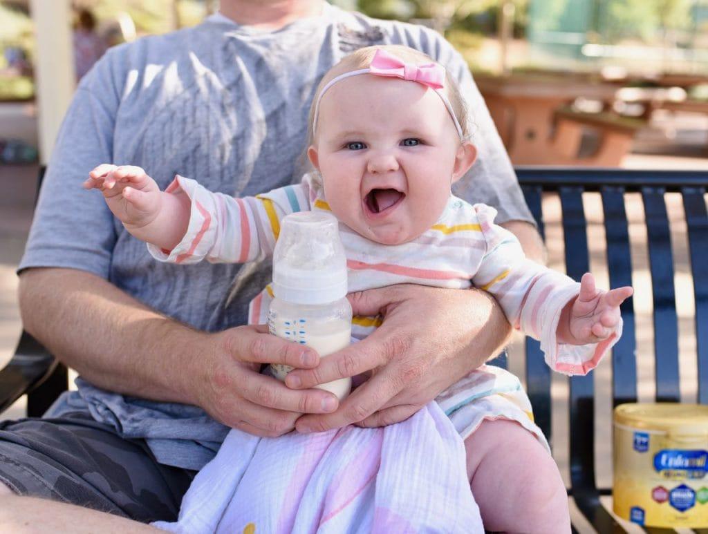Enfamil NeuroPro for baby brain development