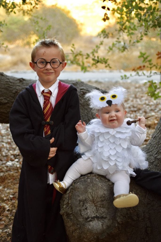 Harry Potter costume ideas