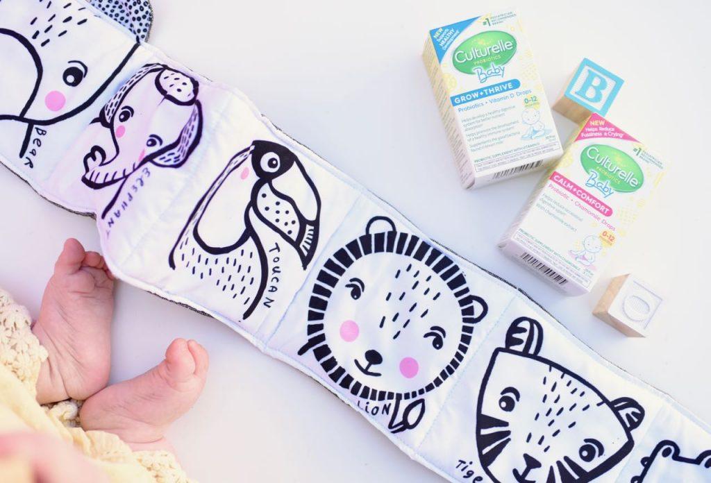 Culturelle Baby Probiotics