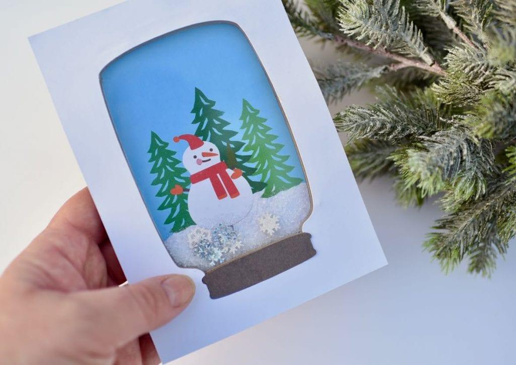How To Make Joyful Diy Christmas Cards