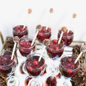 How to Make a Simple Non Alcoholic Holiday Drink