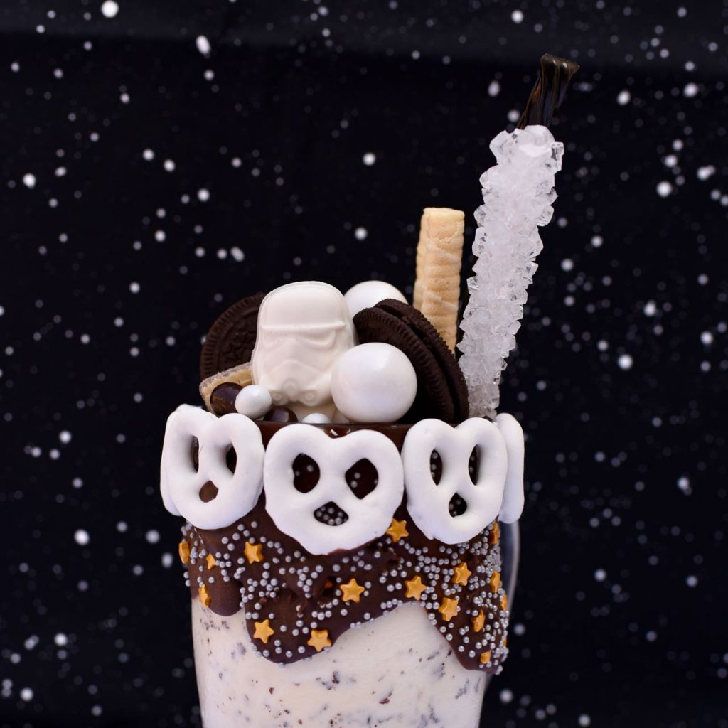 Disney Star Wars freakshake