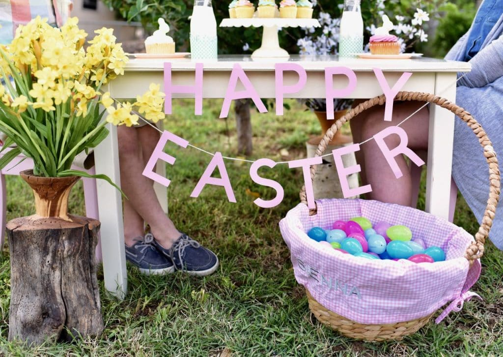 Easy Cricut Easter projects