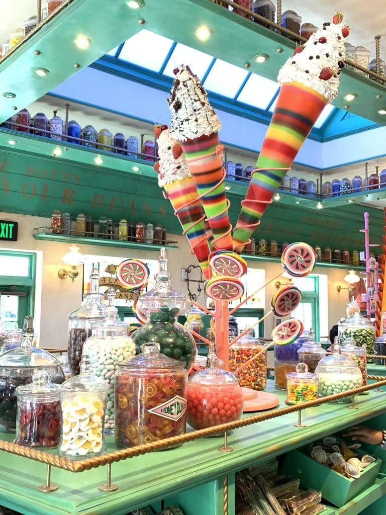 Harry Potter Honeydukes