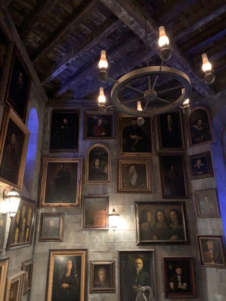 Hogwarts Portraits