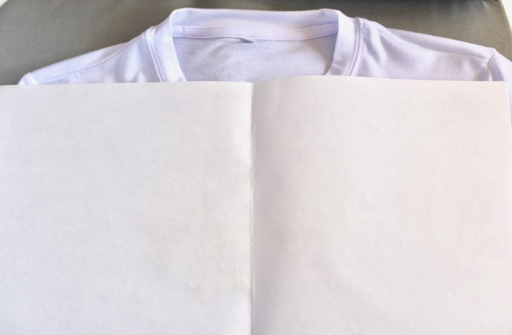 Infusible Ink shirt tutorial