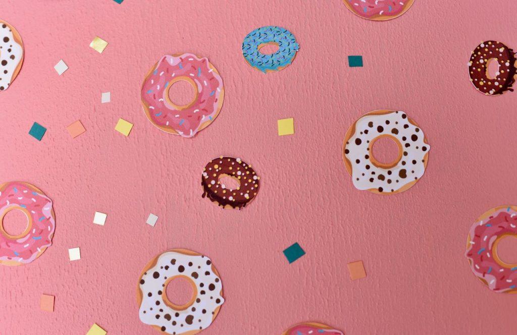 DIY confetti