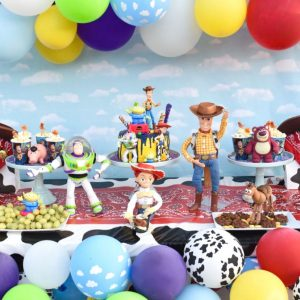 How to Throw a Delightful Toy Story Party