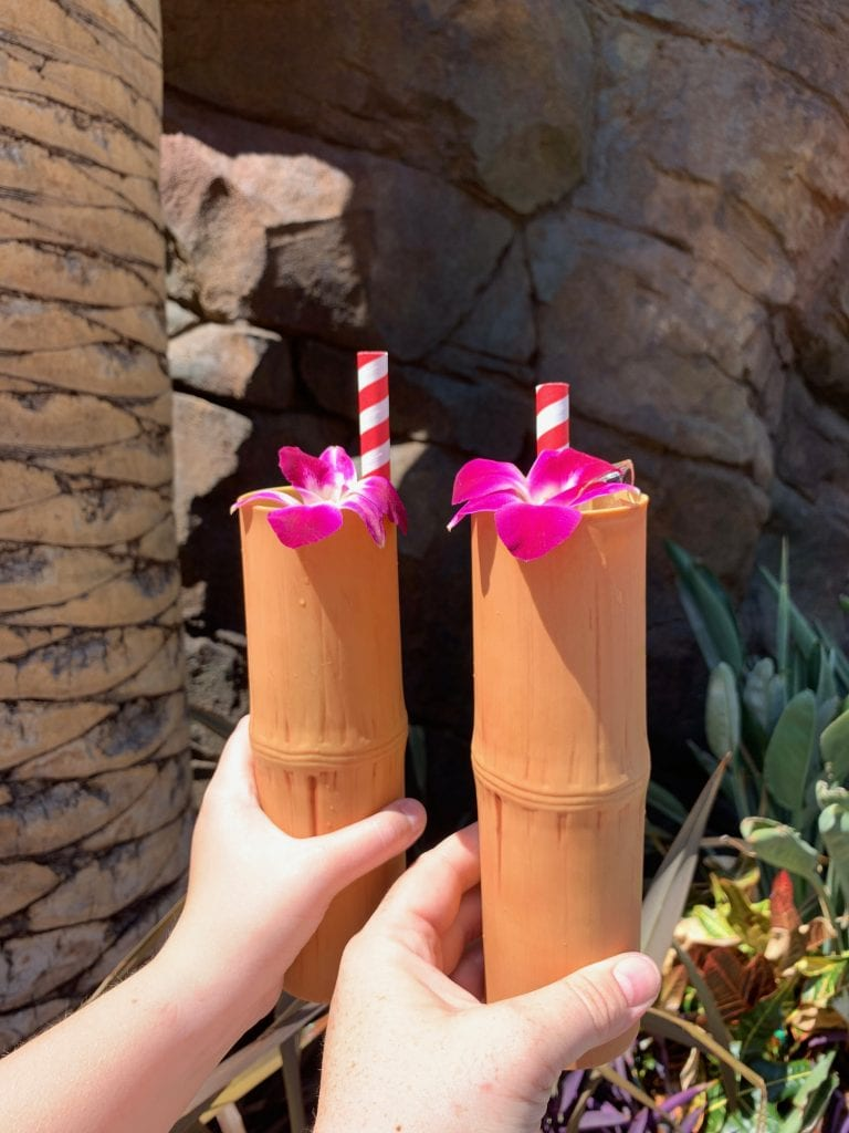 Isla Nu-Bar Mai Tais at Jurassic World ride