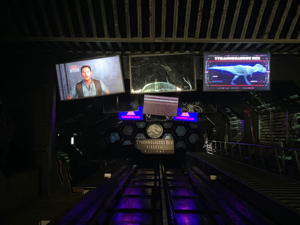 Jurassic World ride 2019 opening date Universal