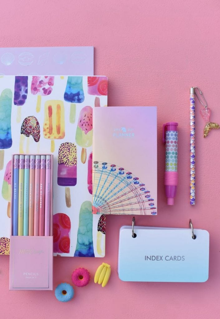 Most fashionable back to school supplies you need