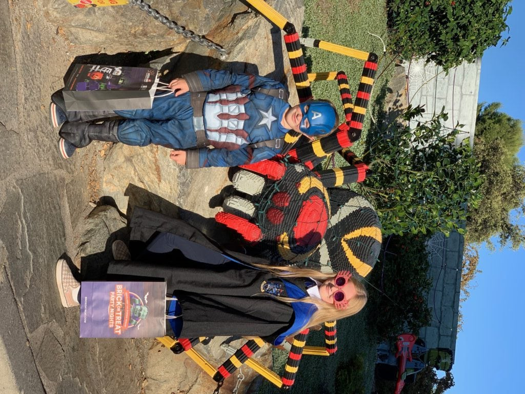 Brick or Treat Legoland