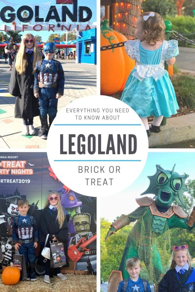 Everything you need to know about Legoland Brick or Treat at Legoland California