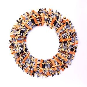 How to Make a Halloween Wreath DIY You Can Be Proud Of