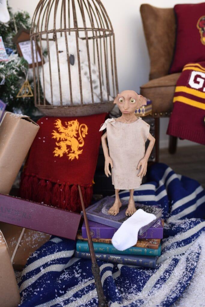 Dobby Harry Potter Christmas