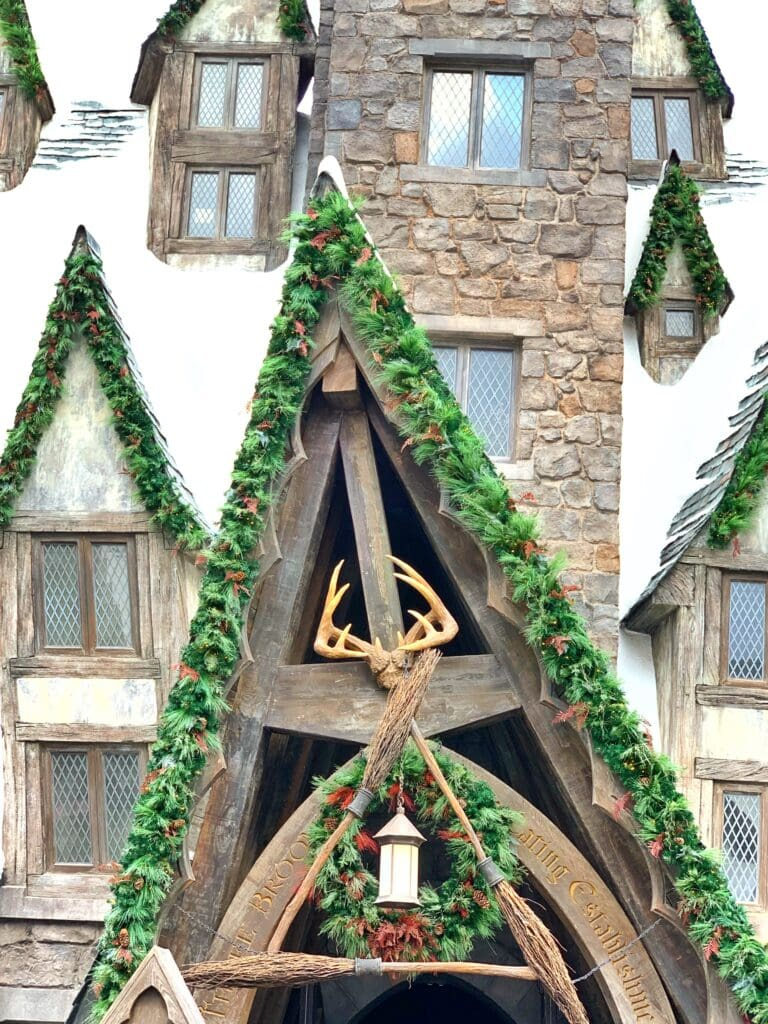 Harry Potter Christmas Universal Studios Hollywood Things to Do