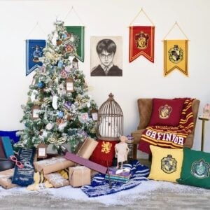 Magical Harry Potter Christmas Tree You Need To See
