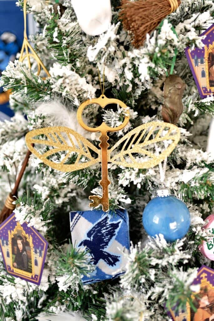Harry Potter Christmas tree decorations