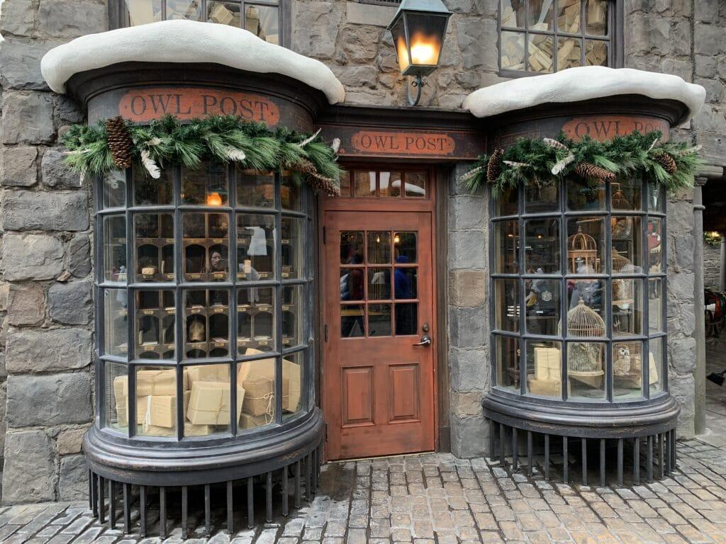 Owl Post Wizarding World of Harry Potter