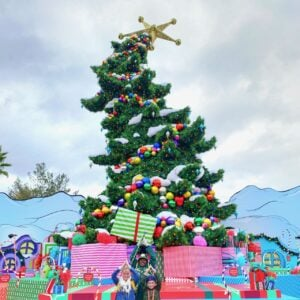 Why Universal Studios Hollywood at Christmas is Pure Magic