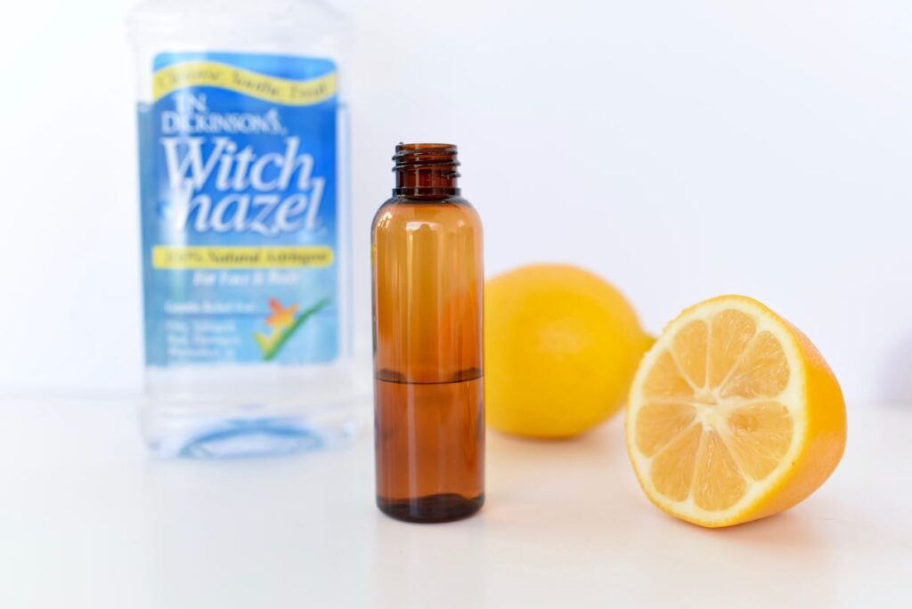 DIY room refresher spray recipe