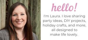 Laura of Make Life Lovely portrait