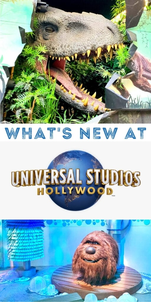 New Universal Studios Hollywood rides and attractions in 2021